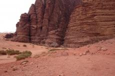 Jordanien – Khazali-Schlucht im Wadi Rum