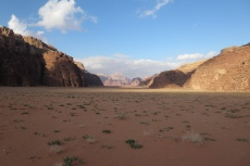 Jordanien – Wadi Rum