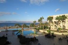 Jordanien – Hotelanlage am Roten Meer