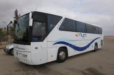 Jordanien – unser Reisebus