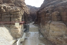 Jordanien – Schlucht des Wadi Mujib