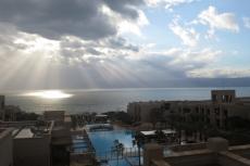 Jordanien – am Toten Meer