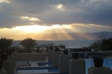 Jordanien – Hotelanlage am Toten Meer