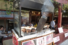Kappadokien: Testi Kebab