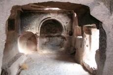 Kappadokien: Höhlenkirche im Soganli-Tal