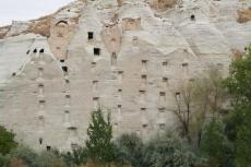 Kappadokien: Hochhaus auf kappadokisch