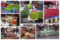 Kappadokien: Markt in Ürgüp