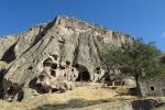 Kappadokien: Wohngebiet am Ende der Ihlara-Schlucht