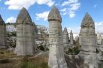 Kappadokien: Geschaffen durch die Kraft der Erosion