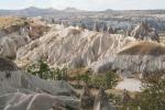 Kappadokien: Bizarre Erosionslandschaft