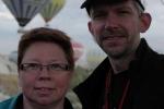 Kappadokien: Im Ballon über Kappadokien
