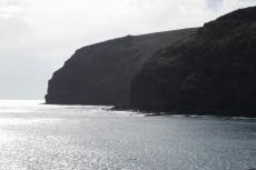 La Gomera: Steilküste im Osten