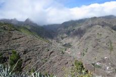 La Gomera: Die Roques in den Wolken