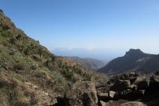 La Gomera: Barranco de Guarimiar
