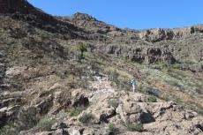 La Gomera: Auf dem Weg nach Imada