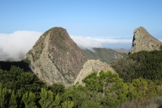 La Gomera: Roque de Ojila