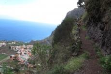 La Gomera: Schmaler Pfad