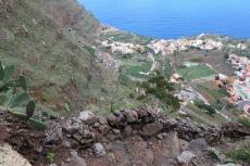 La Gomera: Hoch über Agulo