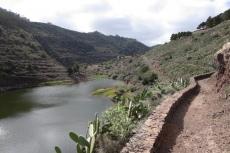 La Gomera: Embalse de Agulo