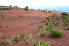La Gomera: Erosionslandschaft