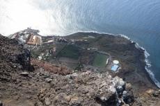 La Gomera: Unglaublich hohe Nordtribüne