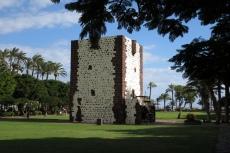 La Gomera: Torre del Conde