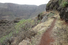 La Gomera: Ein schöner Pfad