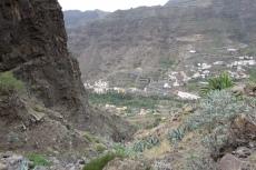 La Gomera: Da müssen wir wieder runter