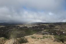 La Gomera: Regenbogen über Chipude