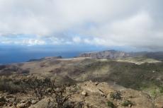 La Gomera: Blick vom Fortaleza