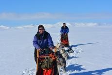 Lapplands Drag – Husky Expedition: Auf dem Hochplateau