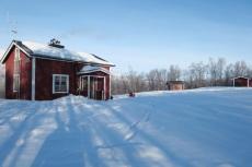 Lapplands Drag – Husky Expedition: Dalavardohütte