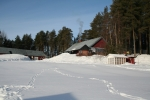 Lapplands Drag – Husky Expedition: Die Huskyfarm