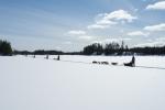 Lapplands Drag – Husky Expedition: Auf der Einführungstour