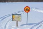 Lapplands Drag – Husky Expedition: An der Grenze zum Naturreservat