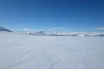 Lapplands Drag – Husky Expedition: Hochplateau im Vindelfjällen