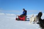 Lapplands Drag – Husky Expedition: Mittagspause