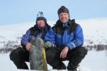 Lapplands Drag – Husky Expedition: An der norwegischen Grenze