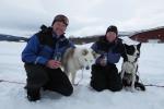 Lapplands Drag – Husky Expedition: Finisher-Bier mit Yakoot und Boo