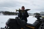 Lapplands Drag – Husky Expedition: Ein Hecht frisch aus der Falle