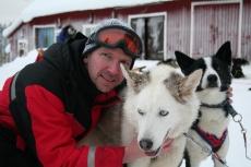 Lapplands Drag: Einmal Schmusen zur Belohnung