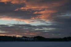 Lapplands Drag: Der Himmel brennt