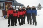 Lapplands Drag: Unsere Gruppe