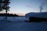 Lapplands Drag: Endlich klarer Himmel