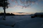 Lapplands Drag: Langsam kriecht die Sonne empor
