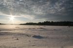Lapplands Drag: Glitzernder, unberührter Schnee