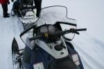 Lapplands Drag: Fast wie beim Moped