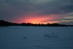 Lapplands Drag: So wünscht man sich den frühen Morgen