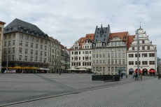 Leipzig - Marktplatz