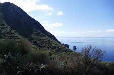 Liparische Inseln - Lipari - Westküstenwanderung
